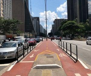paulista avenue, avenida paulista, and brazil image