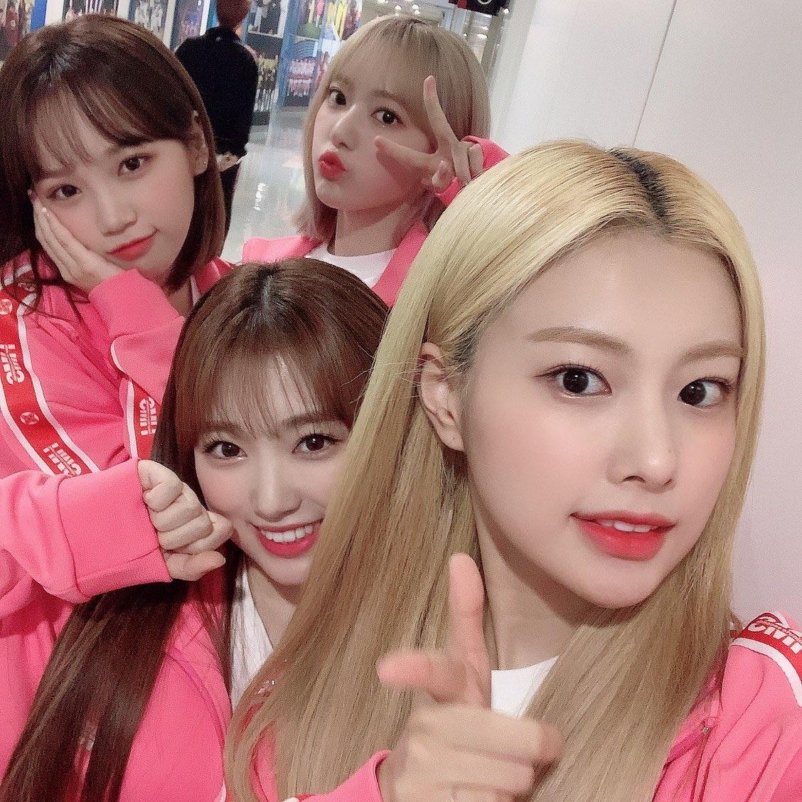 izone, kpop, and sakura image