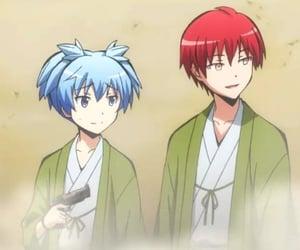 anime, assassination classroom, and nagisa shiota image