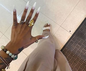 acrylic, nails, and claws image