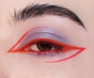 makeup, aesthetic, and inspiration image