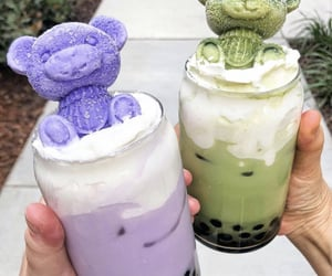 alternative, bubble tea, and food image