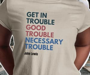 equality, etsy, and good trouble image