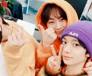 twitter, jungwon, and heeseung image