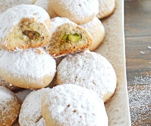 biscuits, nuts, and حلويات image