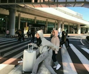 airport and bff image