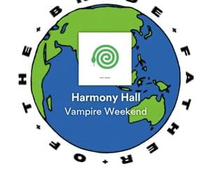 vampire weekend and harmony hall image
