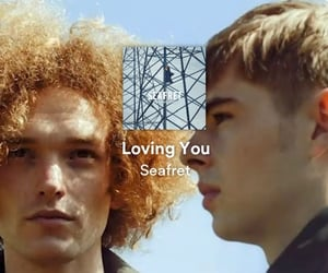 seafret and loving you image