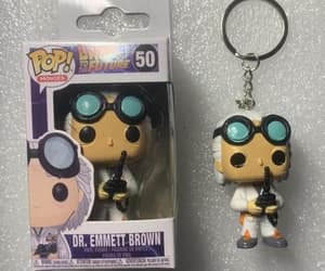 Back to the Future, figures, and funko pop image