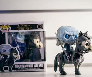 Figure, game of thrones, and night king image
