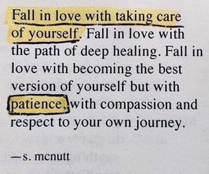 quotes, words, and patience image