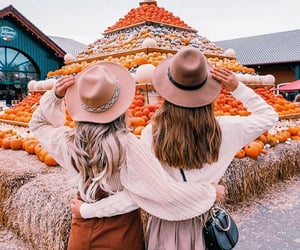 autumn and besties image