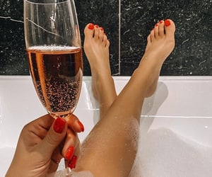 champagne, classy, and luxury image
