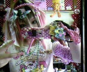 archive, gyaru, and pastel image