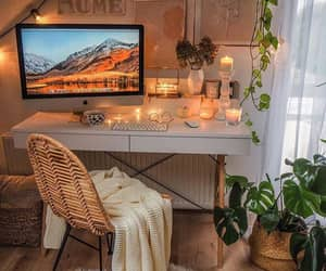 home office, suadecoracao, and decoracao tumblr image