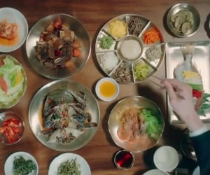 asia, food, and kdrama image