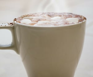 aesthetic, cocoa, and cold image