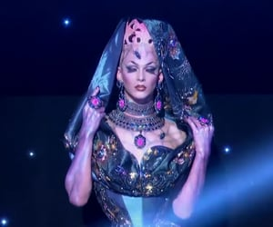 drag queen, best look, and rpdr image