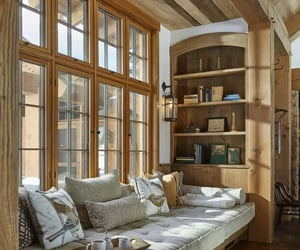 inspiration, rustic, and nooks image