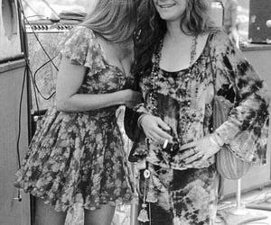 janis joplin, hippie, and woodstock image