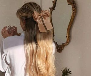 aesthetic, blonde hair, and beauty image