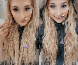 damaged, eating disorder, and fake image