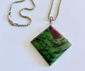 etsy, handcrafted, and artisan pendant image