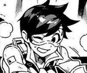 anime, xD, and manga image