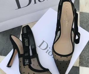 shoes, fashion, and dior image