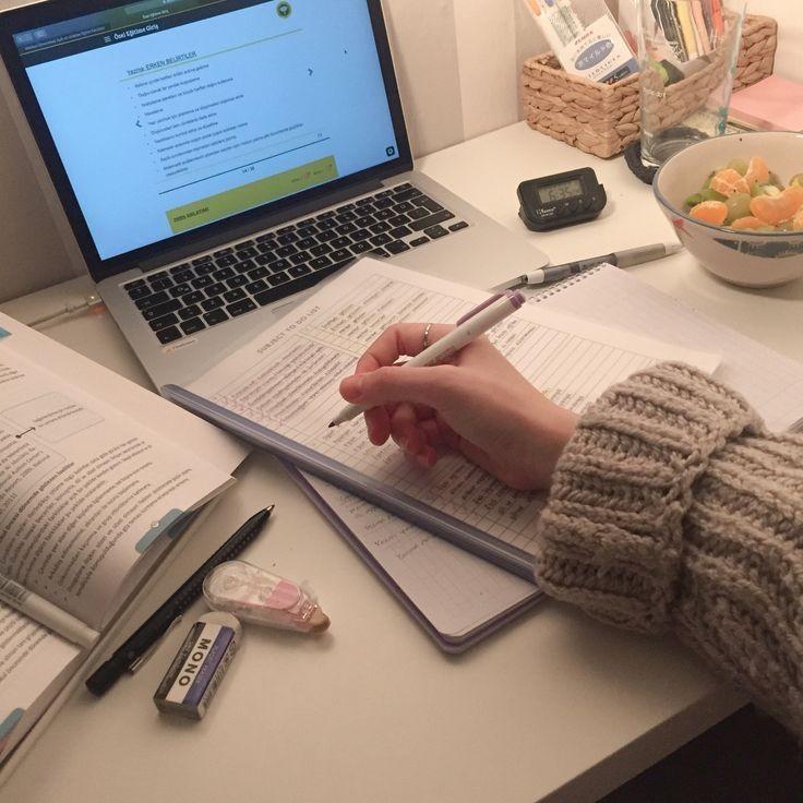 school, study, and aesthetic image