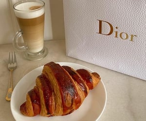 breakfast, life, and paris image