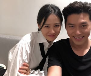 hyun bin, ye jin, and crash landing on you image