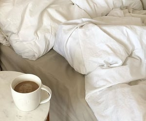 coffee, home, and white image