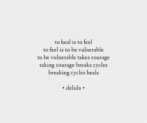 credits, heal, and quotes image