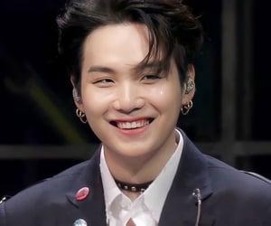 bts, smile, and yoongi image