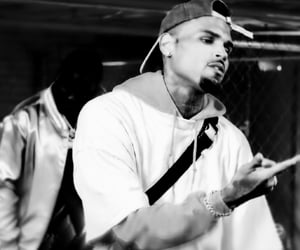 breezy and chris brown image