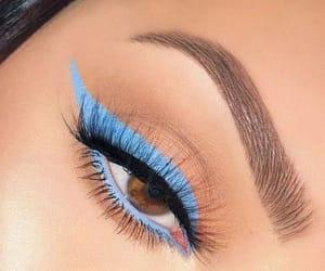 make up, beautiful eyes, and eye image