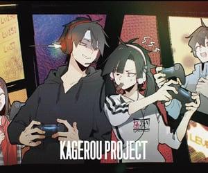 kagerou days and mekakucity actors image