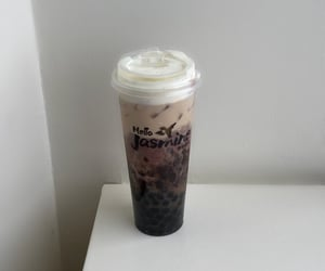 aesthetic, asian, and boba image