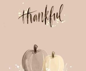 autumn, pumpkin, and wallpaper image