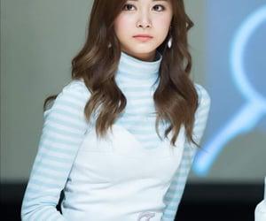 blue, kpop, and JYP image