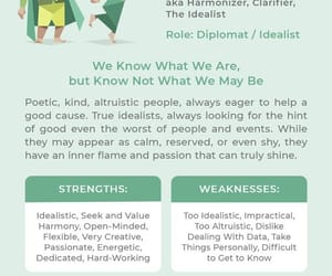 diplomat, idealist, and personality image