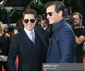 mission impossible, Tom Cruise, and Henry Cavill image