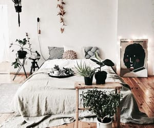 aesthetic, bedroom, and house image