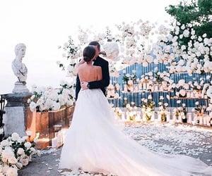 beautiful, boda, and wedding image