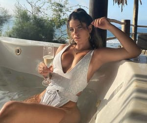 champagne, chill, and drink image