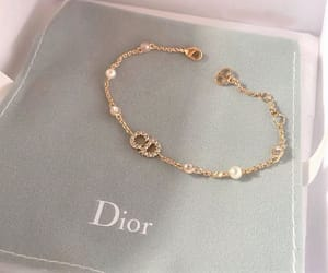 bracelet, dior, and accessories image