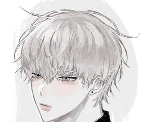 anime boy and boy image