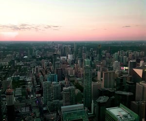 america, CN tower, and canada image