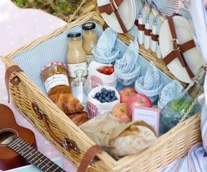 picnic and food image